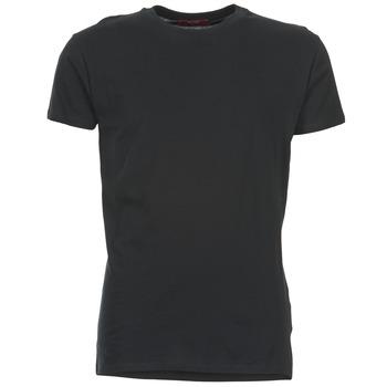 textil Herre T-shirts m. korte ærmer BOTD ESTOILA Sort
