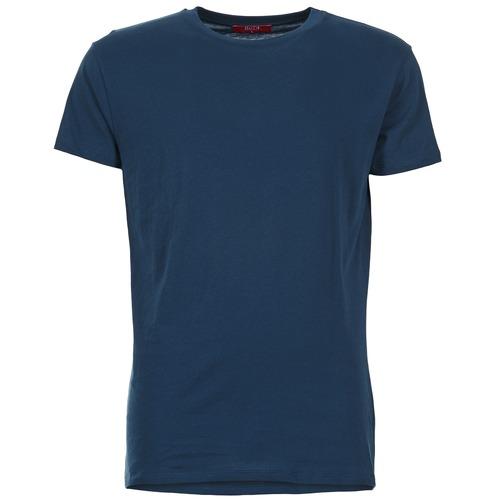 textil Herre T-shirts m. korte ærmer BOTD ESTOILA Marineblå