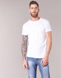 textil Herre T-shirts m. korte ærmer BOTD ESTOILA Hvid