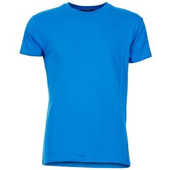 textil Herre T-shirts m. korte ærmer BOTD ESTOILA Blå
