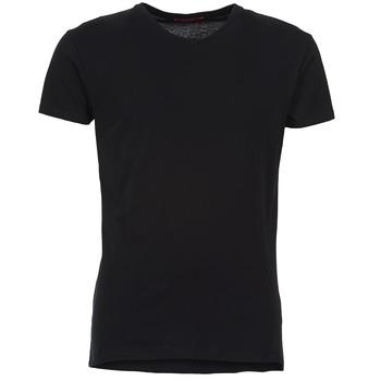 textil Herre T-shirts m. korte ærmer BOTD ECALORA Sort