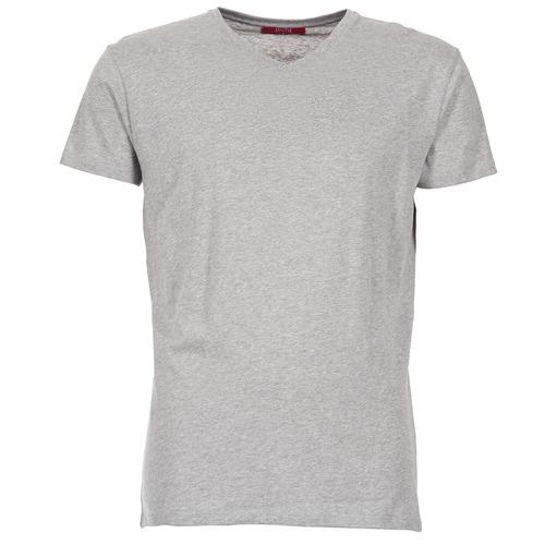 textil Herre T-shirts m. korte ærmer BOTD ECALORA Grå