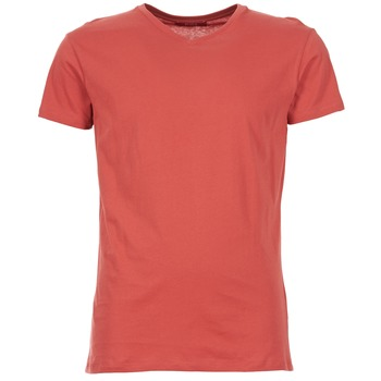 textil Herre T-shirts m. korte ærmer BOTD ECALORA Rød