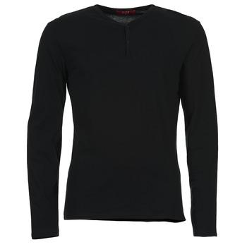 textil Herre Langærmede T-shirts BOTD ETUNAMA Sort