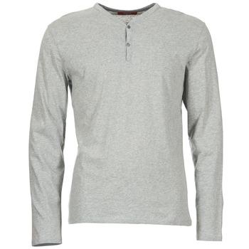 textil Herre Langærmede T-shirts BOTD ETUNAMA Grå