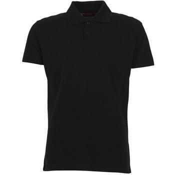 textil Herre Polo-t-shirts m. korte ærmer BOTD EPOLARO Sort