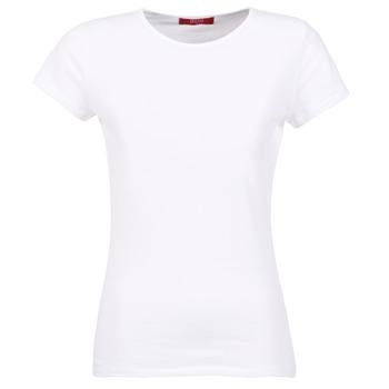 textil Dame T-shirts m. korte ærmer BOTD EQUATILA Hvid