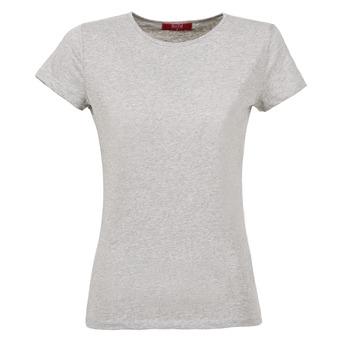 textil Dame T-shirts m. korte ærmer BOTD EQUATILA Grå / Marmoreret