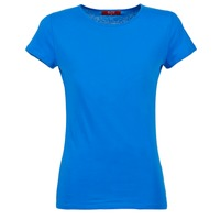 textil Dame T-shirts m. korte ærmer BOTD EQUATILA Blå
