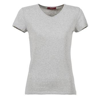 textil Dame T-shirts m. korte ærmer BOTD EFLOMU Grå / Marmoreret
