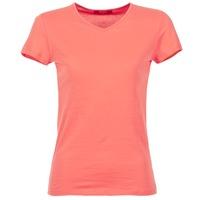 textil Dame T-shirts m. korte ærmer BOTD EFLOMU Orange