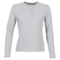 textil Dame Langærmede T-shirts BOTD EBISCOL Grå / Marmoreret