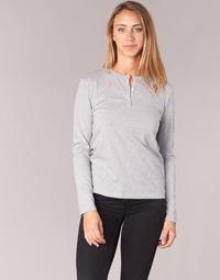 textil Dame Langærmede T-shirts BOTD EBISCOL Grå