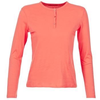 textil Dame Langærmede T-shirts BOTD EBISCOL KORAL