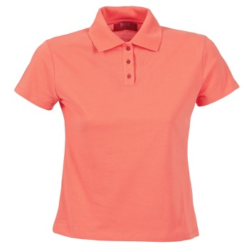 textil Dame Polo-t-shirts m. korte ærmer BOTD ECLOVERA Orange