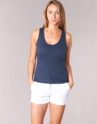 textil Dame Toppe / T-shirts uden ærmer BOTD EDEBALA Marineblå