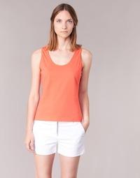 textil Dame Toppe / T-shirts uden ærmer BOTD EDEBALA Orange