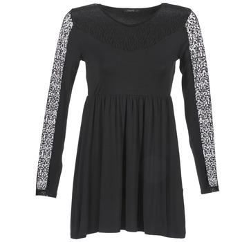 textil Dame Korte kjoler School Rag ROSELYN Sort