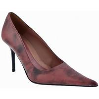 Sko Dame Højhælede sko Nanà  Pink