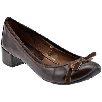 Sko Dame Højhælede sko Nod  Brun