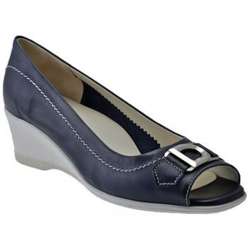 Sko Dame Højhælede sko Donna Serena  Blå