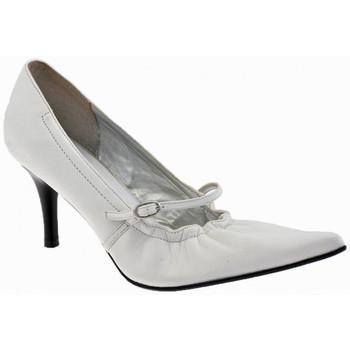 Sko Dame Højhælede sko Chedivé  Hvid