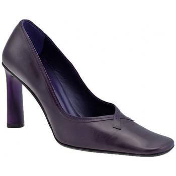 Sko Dame Højhælede sko Giancarlo Paoli  Violet
