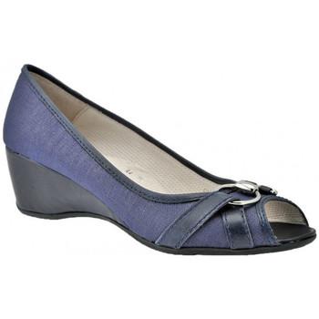 Sko Dame Højhælede sko Stonefly  Blå