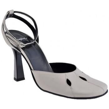 Sko Dame Højhælede sko Josephine  Hvid