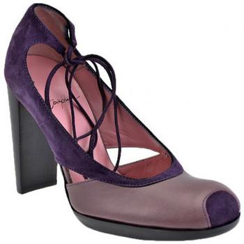 Sko Dame Højhælede sko Josephine  Pink