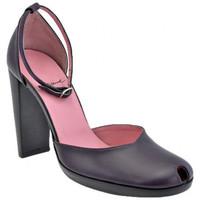 Sko Dame Højhælede sko Josephine  Violet