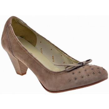 Sko Dame Højhælede sko Keys  Grå