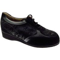 Sko Dame Lave sneakers Calzaturificio Loren LOL8051n nero