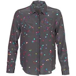 textil Dame Skjorter / Skjortebluser American Retro HOLLY Sort