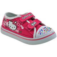 Sko Børn Lave sneakers Hello Kitty  Pink