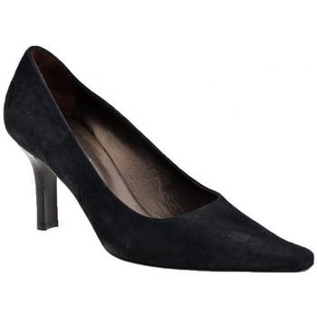 Sko Dame Højhælede sko New Line  Sort