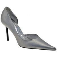 Sko Dame Højhælede sko New Line  Sølv