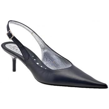 Sko Dame Højhælede sko New Line  Blå