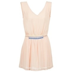 textil Dame Korte kjoler Moony Mood EARINE Pink