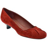 Sko Dame Højhælede sko Bocci 1926  Rød