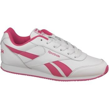 Sko Dame Lave sneakers Reebok Sport Royal CL Jogger 2 V70489 Pink,White