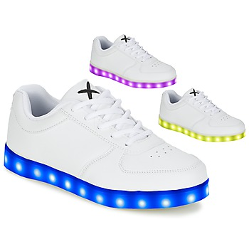 Sko Lave sneakers Wize & Ope THE LIGHT Hvid