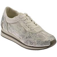 Sko Dame Lave sneakers Gold&gold