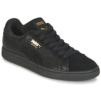 Lave sneakers Puma SUEDE GOLD WN'S
