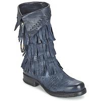 Sko Dame Chikke støvler Airstep / A.S.98 SAINT VO Blå