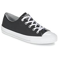 Sko Dame Lave sneakers Converse GEMMA TWILL OX Sort