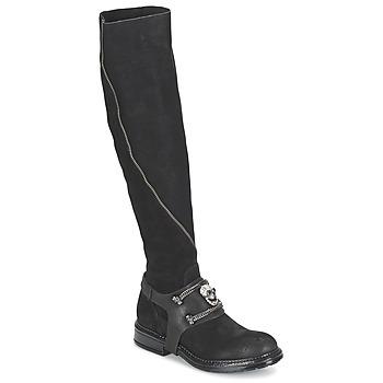 Sko Dame Chikke støvler Now CALOPORO Sort