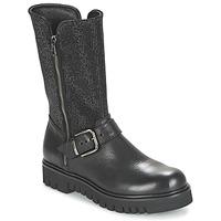 Sko Dame Chikke støvler Now BOURNIRO Sort
