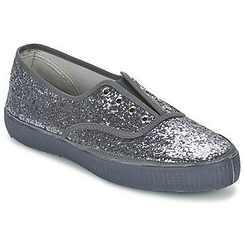 Sko Dame Lave sneakers Chipie JOSS GLITTER Antracit