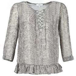 textil Dame Toppe / Bluser Suncoo LANA Grå